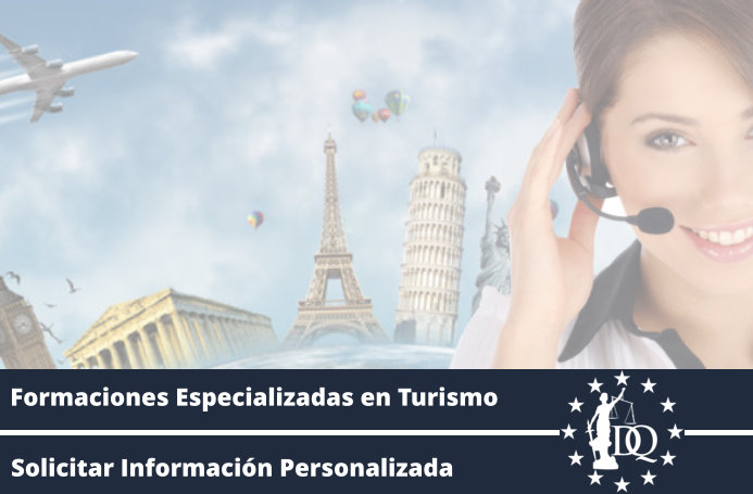 Cursos de Turismo Online